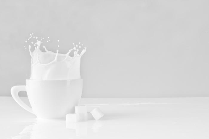 A partir de l'any els infants poden prendre let de vaca sense adaptar.