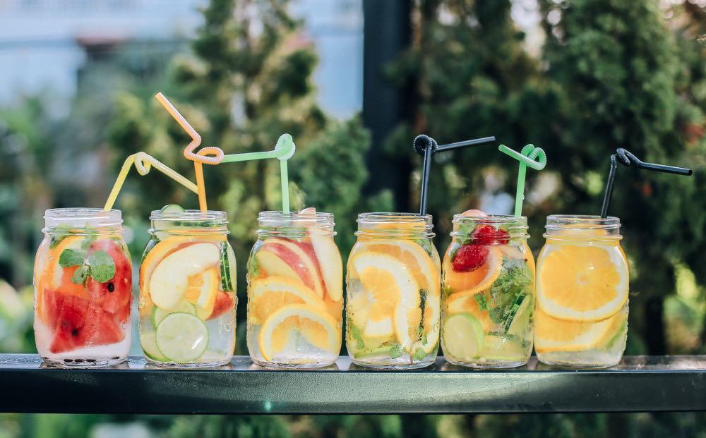 begudes per completar la dieta d'estiu